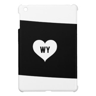 Wyoming Love iPad Mini Cover