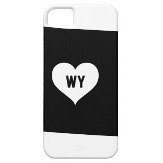 Wyoming Love iPhone 5 Case