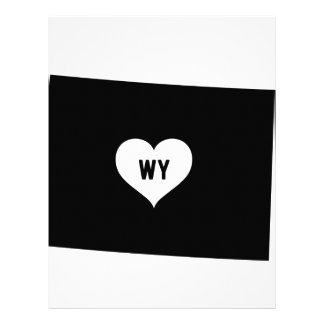 Wyoming Love Letterhead
