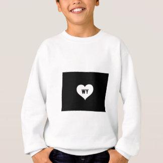 Wyoming Love Sweatshirt