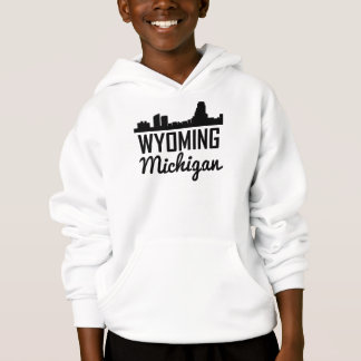 Wyoming Michigan Skyline