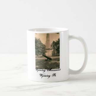Wyoming Monument Mug