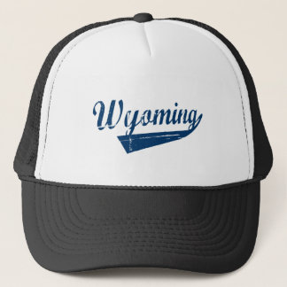 Wyoming New Revolution Trucker Hat