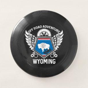 Wyoming Off Road Adventure 4x4 Trails Mudding Wham-O Frisbee