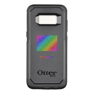 Wyoming OtterBox Commuter Samsung Galaxy S8 Case