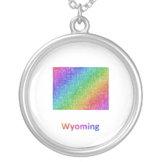 Wyoming Silver Plated Necklace