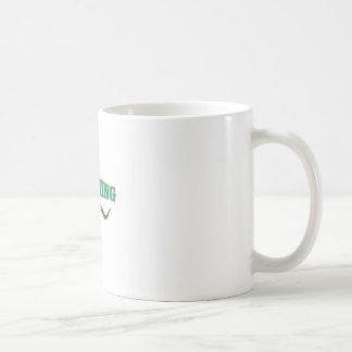Wyoming skull coffee mug
