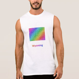 Wyoming Sleeveless Shirt