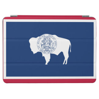 Wyoming State Flag iPad Air Cover