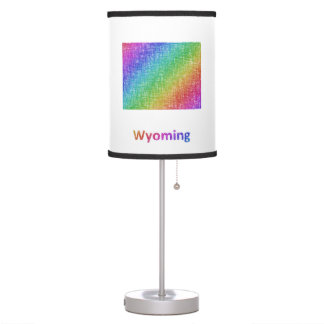 Wyoming Table Lamps
