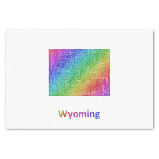 Wyoming Tissue Paper