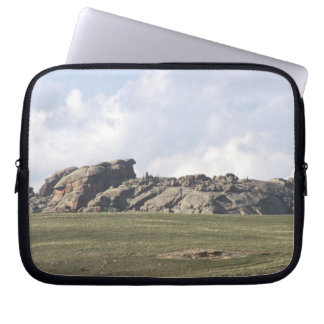 Wyoming Turtle Rock Laptop Sleeve