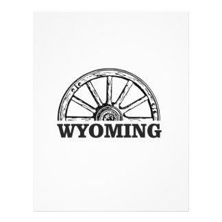 wyoming wheel letterhead