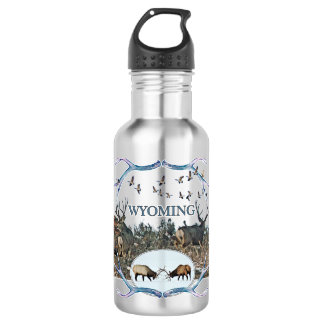 WYOMING wildlife 532 Ml Water Bottle