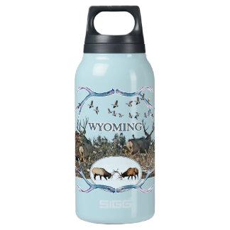 WYOMING wildlife Insulated Water Bottle