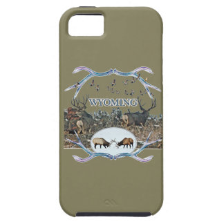 WYOMING wildlife iPhone 5 Cover