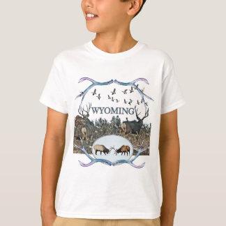 WYOMING wildlife T-Shirt