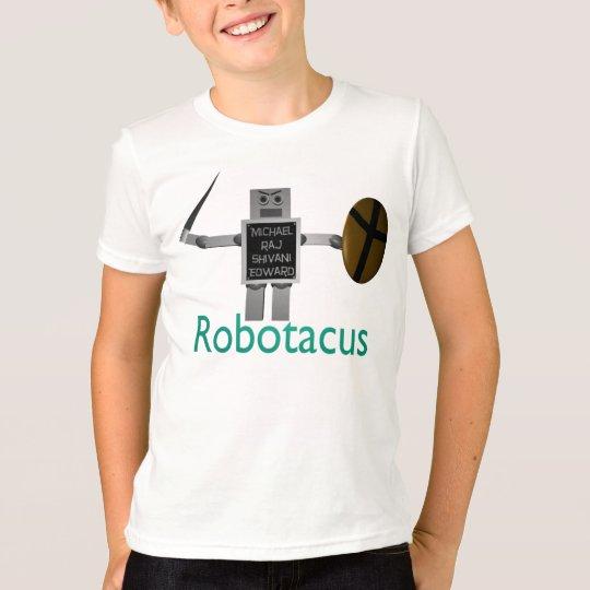 WYRA 2008 FLL - Robotacus T-Shirt