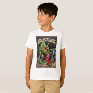 Wyrm Tales Press kids' tagless t-shirt