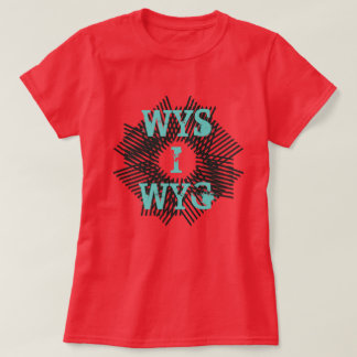 WYSIWYG - A shirt for real people
