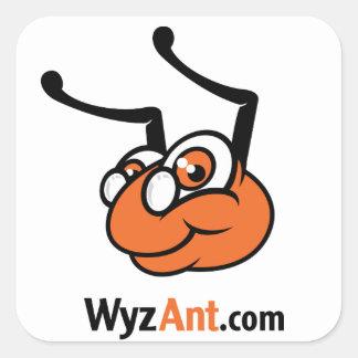 WyzAnt.com Square Sticker