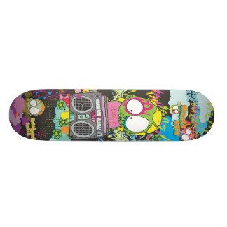 WZRD HAACK Deck Skate Boards