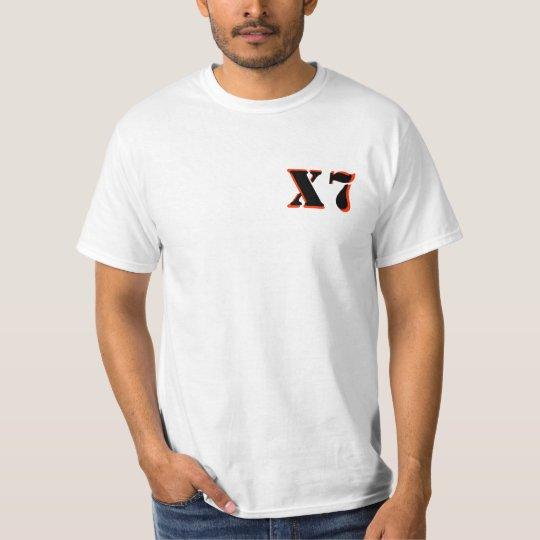 X7 Tee