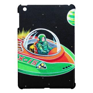 X-15 FLYING SAUCER iPad MINI COVER
