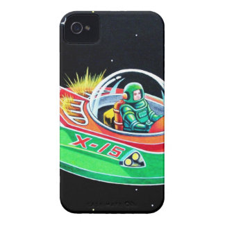 X-15 FLYING SAUCER iPhone 4 COVERS