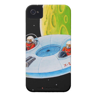 X-200 FLYING SAUCER iPhone 4 Case-Mate CASES