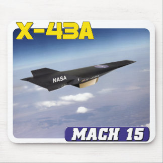 X-43A MOUSE PAD