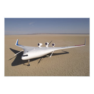X-48B Blended Wing Body unmanned aerial vehicle Photo