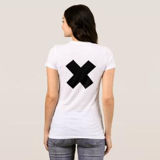 X by Valencia Black T-Shirt