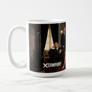 X Company Cast Photo Coffee Mug