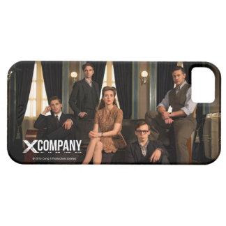 X Company Cast Photo iPhone 5 Case