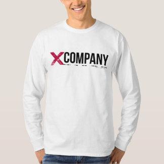 X Company Logo T-Shirt