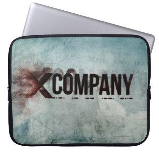 X Company Map Computer Sleeve