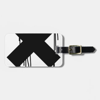 x-drip luggage tag