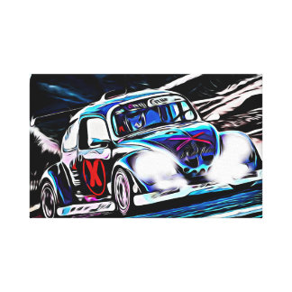 X-Factor FUN RACER Canvas Print