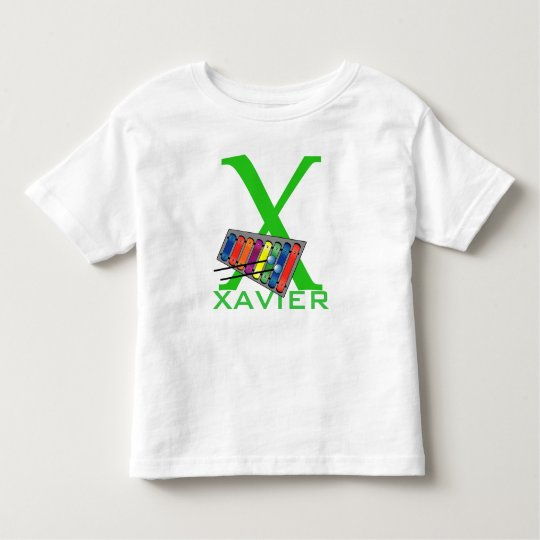 X is For Toddler T-shirt