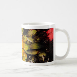 X is for Xanthic Alphabet Mug