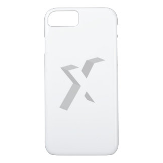 X Letter iPhone 8/7 Case