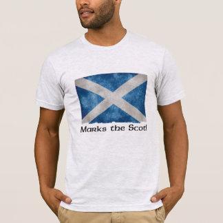 X Marks the Scot - Light Grey T-Shirt