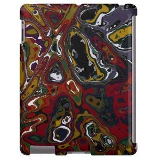 X Marks The Spot ~ iPad Plastic 2/3/4 Case