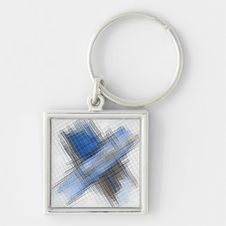 X Marks the Spot Key Ring
