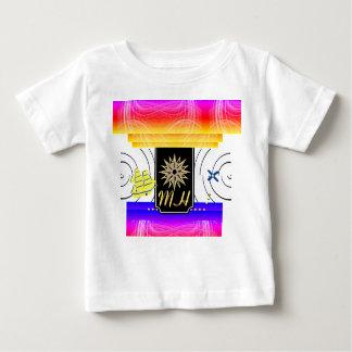 X Marks the Spot Monogram Baby T-Shirt