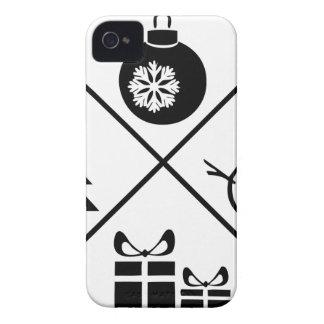 X-Mas iPhone 4 Case-Mate Cases