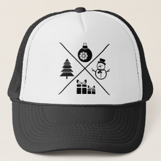 X-Mas Trucker Hat