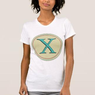 X MONOGRAM T-SHIRT
