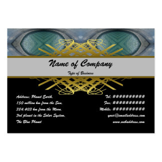 X Pool Pack Of Chubby Business Cards